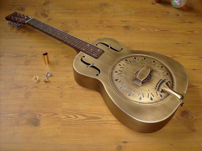 slide gitaarles