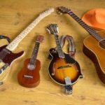 begeleiden met gitaar, ukelele, mandoline